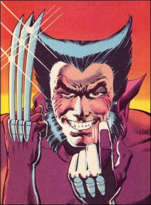 Classic Frank Miller Wolverine