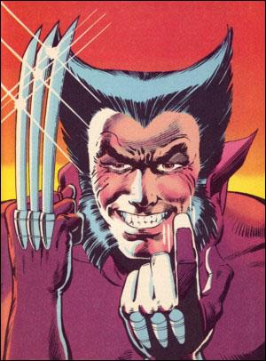 Classic Frank Miller Wolverine