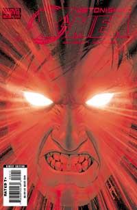 Astonishing X-Men #24 cover