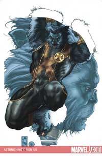 Astonishing X-Men #26 cover