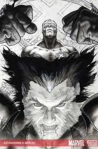 Astonishing X-Men #27 cover