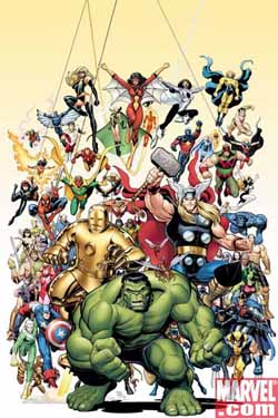 Classic Avengers #1 cover