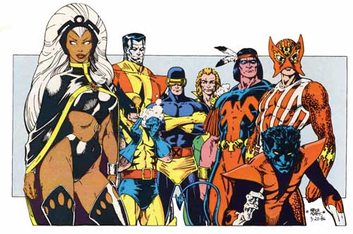 Wolverine Covers: Classic X-Men #1 frontispiece