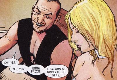 Namor from Dark Reign