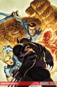 Dark Wolverine #76 cover