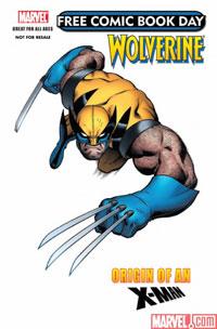 FCBD Wolverine cover