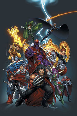 Age of Apocalypse Handbook cover