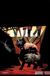 Logan #1 cover