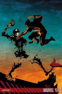 Logan #3 cover