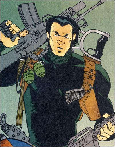 Canadian secret agent Logan