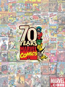 Marvel 70th Anniversary