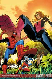 Marvel Adventures the Avengers #24 cover