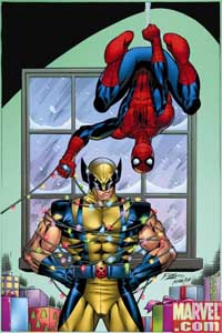 Marvel Holiday Special 2007 #1