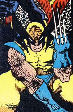 Marvel Tales #262 closeup