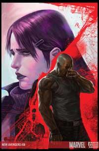 New Avengers #38 cover