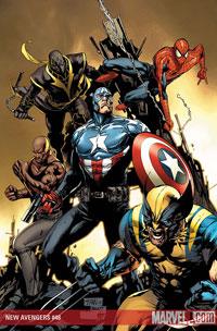 New Avengers #48 cover