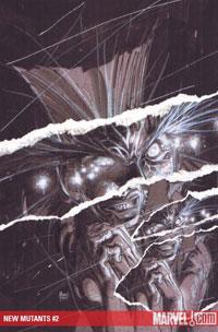 X-Men Legacy #224 cover