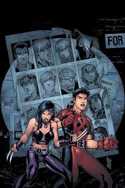 New X-Men #26 cover
