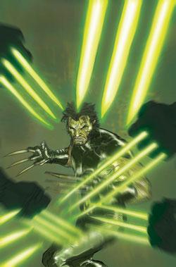 New York Comic Con Wolverine preview