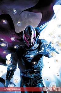 Ultimate Origins #3 cover