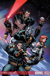 Ultimate X-Men #100 cover