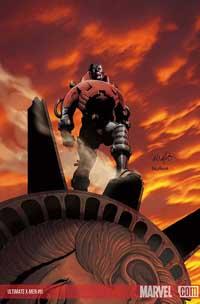 Ultimate X-Men #91 cover
