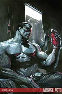 Ultimate X-Men #94 cover