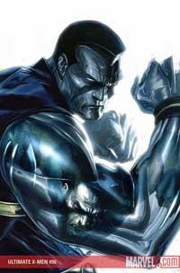 Ultimate X-Men #96 cover