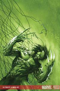 Ultimate X-Men #97 cover
