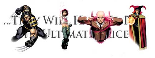 Ultimatum promotional art