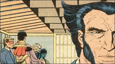 Uncanny X-Men #173 final panel