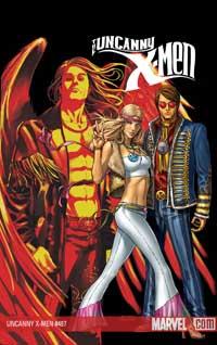 Uncanny X-Men #497 cover