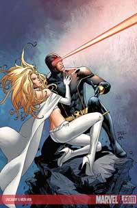 Uncanny X-Men #499 cover
