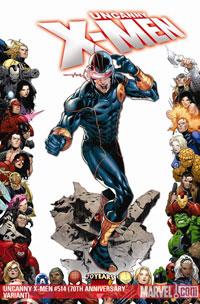 Uncanny X-Men #514 cover