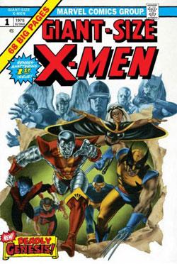 Uncanny X-Men Omnibus cover variant