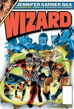 Wizard Magazine #159 cover