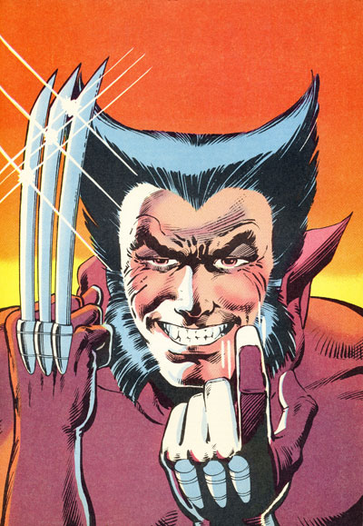 Wolverine Covers: Wolverine #1 Limited Series