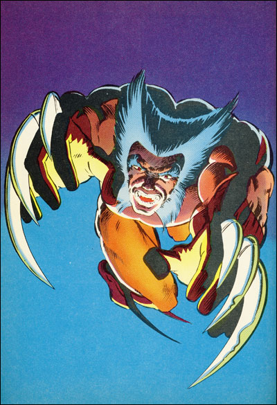 Wolverine Covers: Wolverine #2 Limited Series