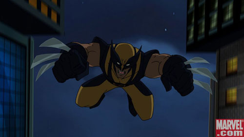 Wolverine and the X-Men cartoon