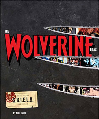 Wolverine Files cover