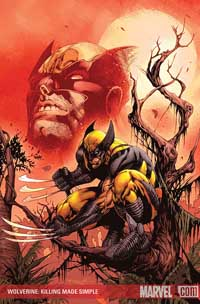 Wolverine: Killing Made Simple cover