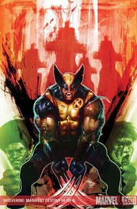 Wolverine: Manifest Destiny #4 cover
