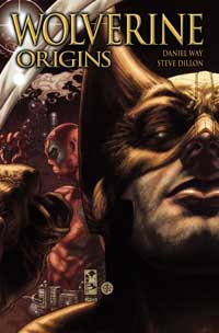 Wolverine: Origins #22 cover