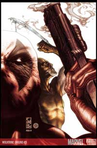 Wolverine: Origins #23 cover