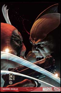 Wolverine: Origins #24 cover