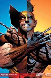 Wolverine: Origins #26 cover