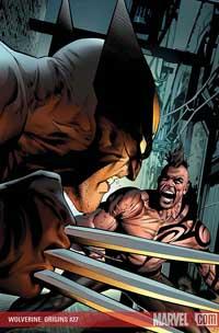 Wolverine: Origins #27 cover