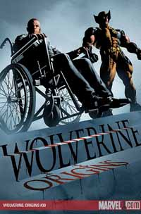 Wolverine: Origins #30 cover