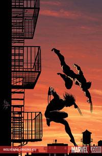 Wolverine: Origins #31 cover