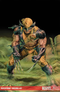 Wolverine: Origins #37 cover